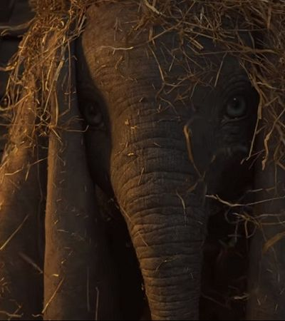 Trailer de Dumbo com direção de Tim Burton é divulgado