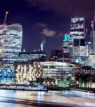 Londres anuncia abastecimento a partir de energia 100% renovável