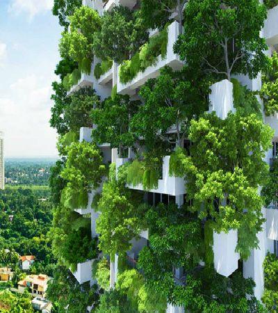 Seleção Hypeness: 10 jardins verticais incríveis espalhados pelo mundo