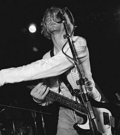 Obras raras de Kurt Cobain são destruídas em incêndio durante exposição