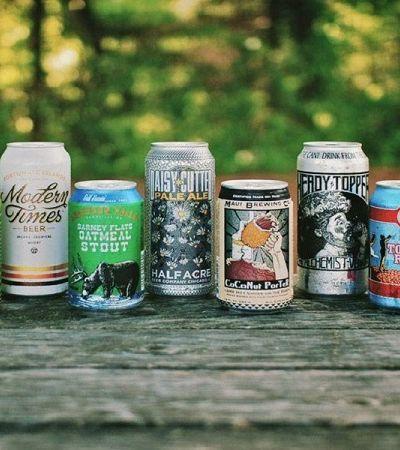 5 cervejas artesanais em lata para acompanhar os jogos da Copa