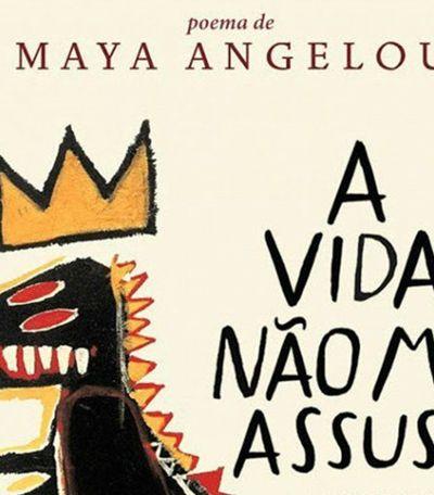 Livro de poesia de Maya Angelou e Basquiat ganha edição brasileira
