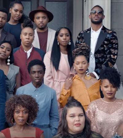 Netflix reúne time de artistas negros em foto icônica para celebrar diversidade