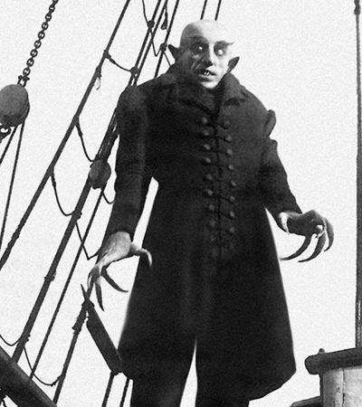 'Nosferatu' com trilha sonora orquestrada ao vivo será exibido pelo IMS