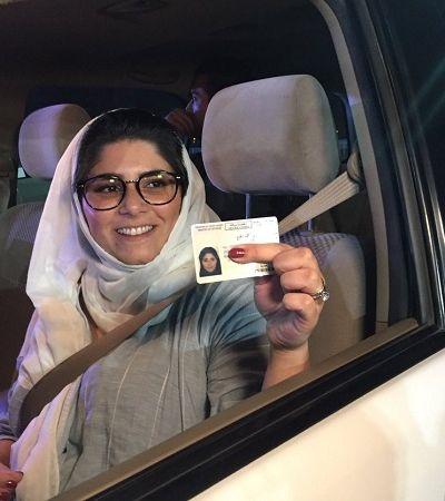 Mulheres sauditas conquistam finalmente o direito de dirigir
