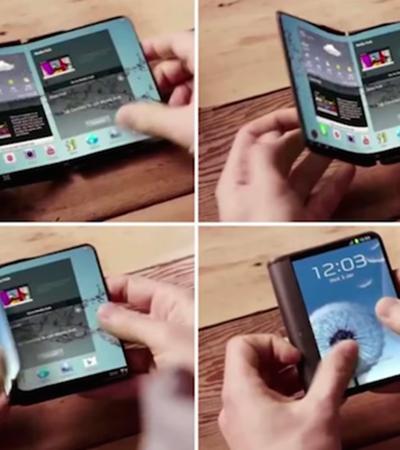 Primeiro smartphone dobrável do mundo deve custar o dobro de um iPhone X