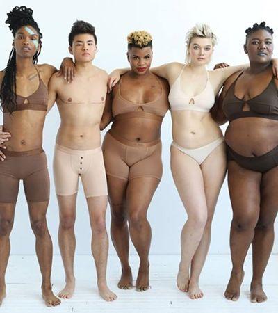Marca de roupa íntima andrógina faz sucesso estrondoso sem estereótipos de gênero