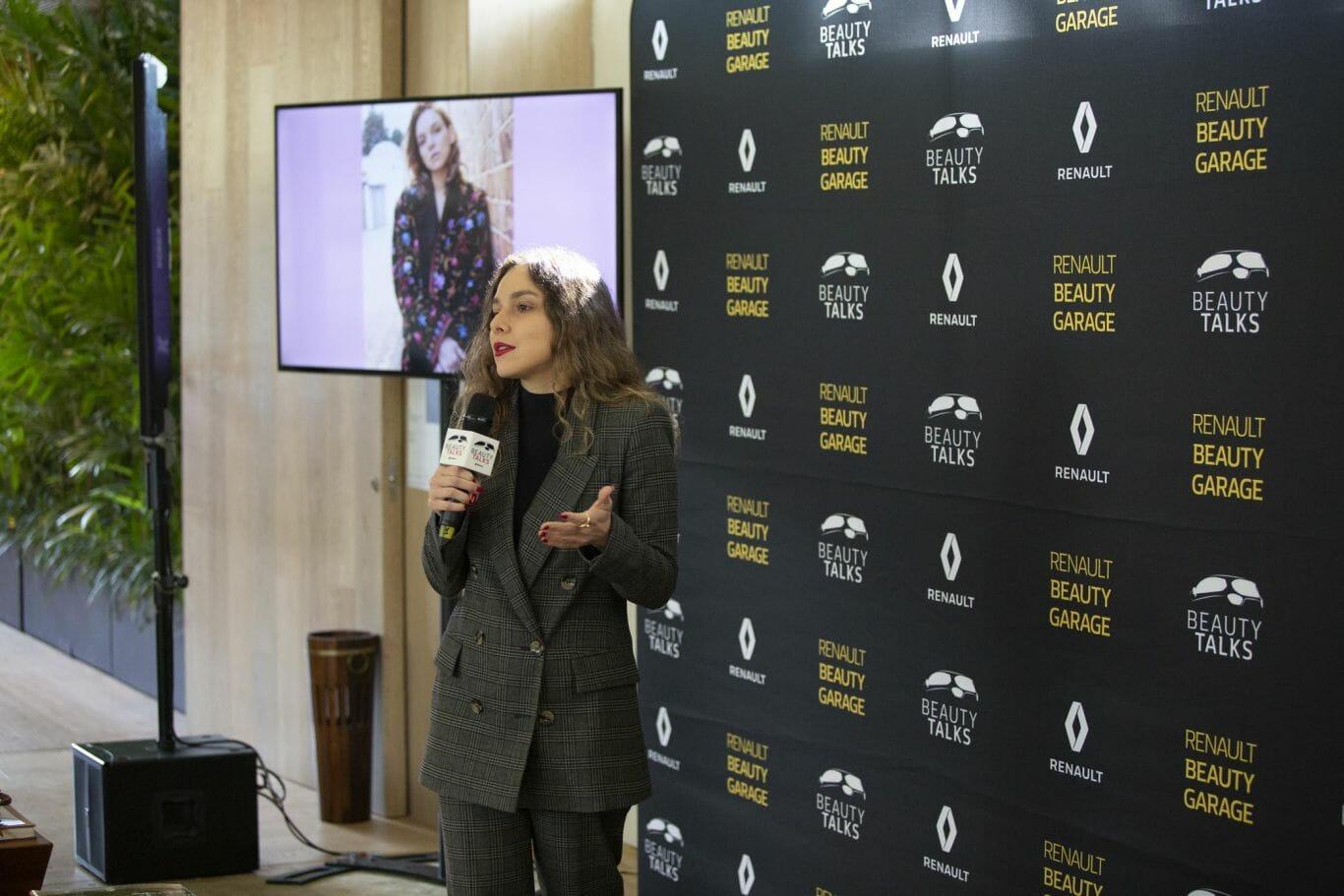 O Beauty Talk aconteceu na 4ª participação da Renault na CasaCor
