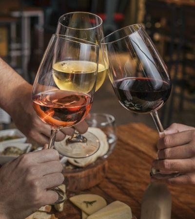 15 rótulos e bons petiscos: fomos num rodízio de vinhos e contamos tudinho pra você