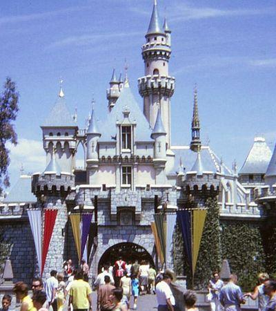 15 fotos raras que mostram como era a Disneyland em 1969