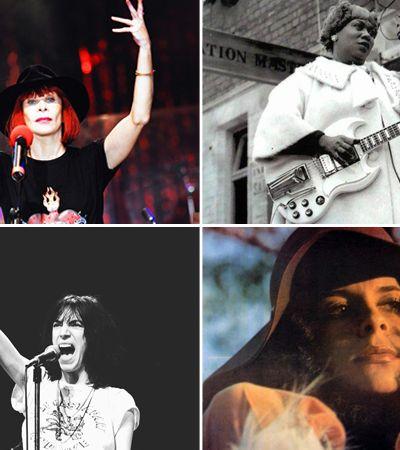 As mulheres mais f*das do rock: 5 brasileiras e 5 'gringas' que mudaram a música para sempre