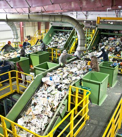 7 países do Mundial que já são campeões em reciclagem