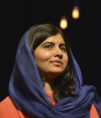 No Brasil, Malala pede: 'Vocês precisam levantar suas vozes, trazer a mudança na política'
