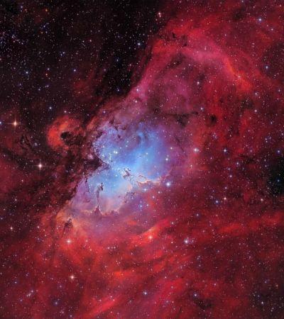 18 imagens que são candidatas ao prêmio de Melhor Fotografia Astronômica de 2018