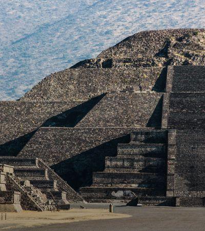 Templo asteca secreto é descoberto graças a terremoto de grande proporção