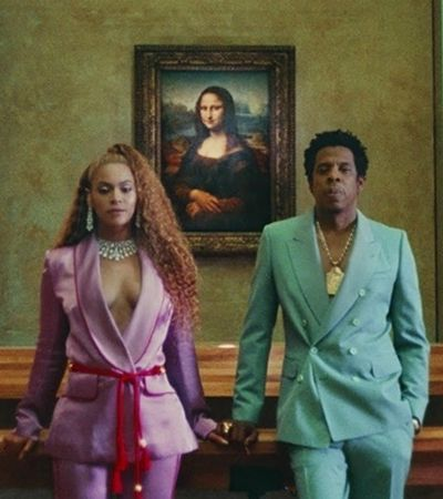 Louvre cria tour para mostrar obras que aparecem no clipe de Beyoncé e Jay-Z