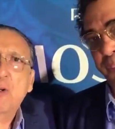 Casagrande é o grande campeão da Copa do Mundo: 'Queria ficar sóbrio e consegui'