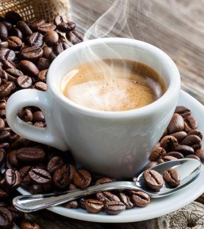 Apenas o cheiro do café já pode ser suficiente para dar aquele up, aponta estudo