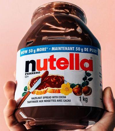 Fabricante da Nutella está contratando pessoas para provar seus chocolates