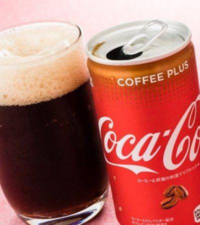 Coca-Cola sabor café já pode ser encontrada nos supermercados do Brasil