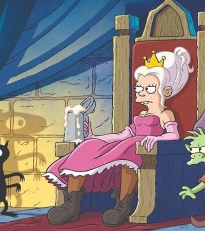 Com protagonista mulher, criador de 'Os Simpsons' estreia série no Netflix; veja trailer