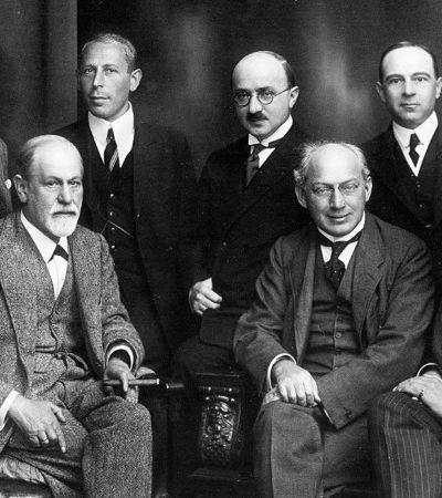 Freud criou 'sociedade secreta do anel' com discípulos, pacientes e amigos