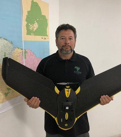 A partir de 2019, Amazônia será monitorada com drones