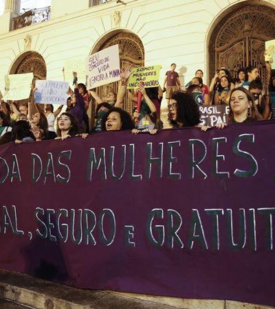 Senado abre consulta pública sobre regulamentação do aborto e candidatos opinam