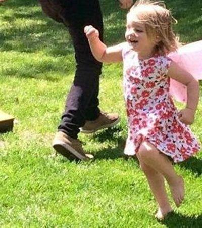 Como uma garotinha de 3 anos ajudou a salvar seu pai de um derrame