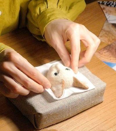 Ela faz retratos 3D do seu gato tão realistas que vão te deixar confuso