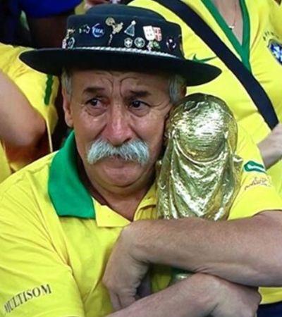 #EuSemCopa: Bateu a 'bad' e a internet já quer a Copa de volta