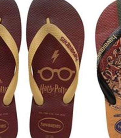 Havaianas lança coleção de Harry Potter…e atenta contra nossa dignidade!