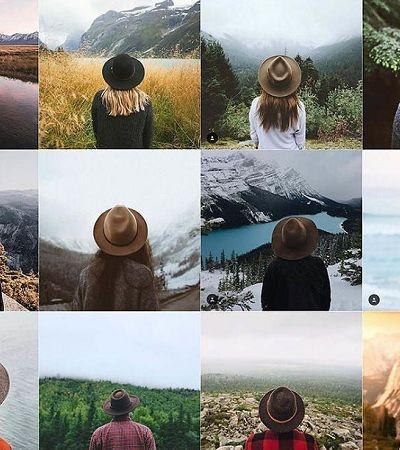 Alguém resolveu provar que fotos do Instagram são todas iguais e é assustador