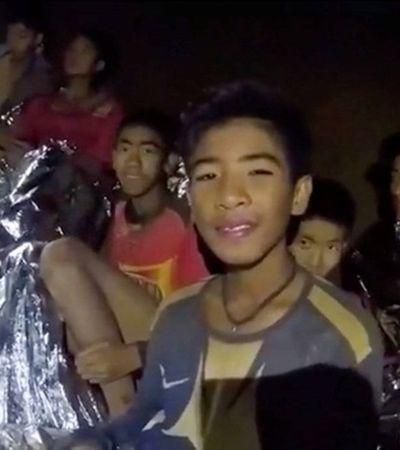 Como foi o resgate épico dos 12 garotos presos em caverna na Tailândia