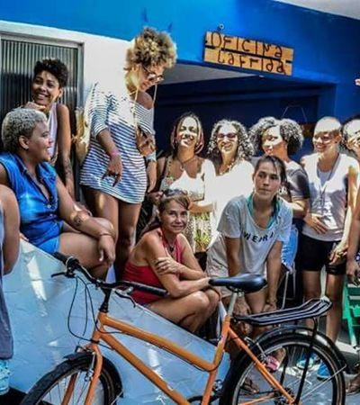 La Frida Bike: ativismo de pedal para a emancipação do corpo feminino negro