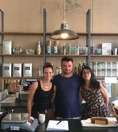 Julho sem plástico: ela quer criar a primeira loja lixo zero do Brasil – e você pode ajudar