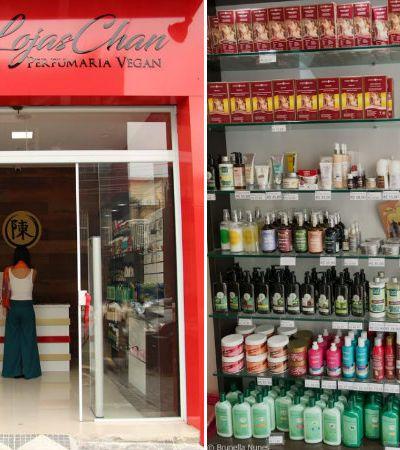 Conhecemos a Lojas Chan, primeira perfumaria 100% vegan de SãoPaulo