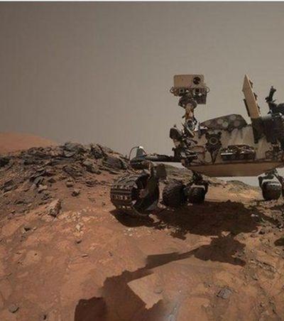 Descoberta do primeiro lago de água em estado líquido em Marte anima os cientistas