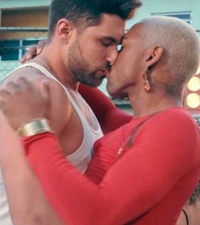 Beijo gay de Nego do Borel em clipe gera polêmica nas redes sociais