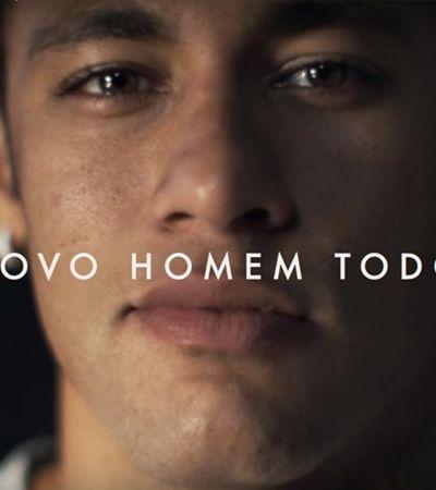Neymar dá a sua versão da Copa em comercial 23 dias após fim do torneio