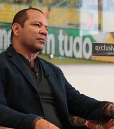 'Estava sua mãe lá': Pai de Neymar abusa do machismo contra repórter. Ouça a íntegra