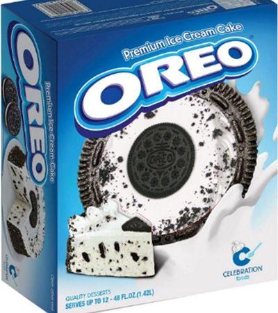 O bolo de sorvete de Oreo era tudo que você (não) esperava
