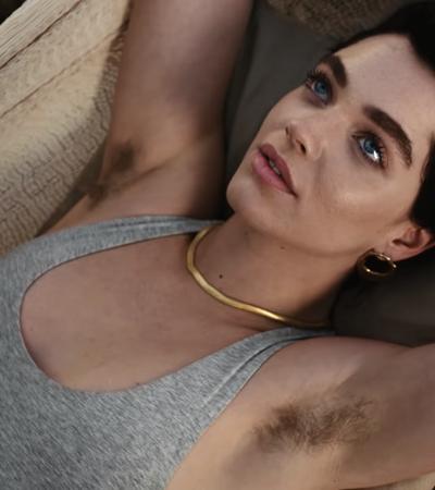 Campanha de lingerie aposta em mulheres poderosas e peludas na floresta
