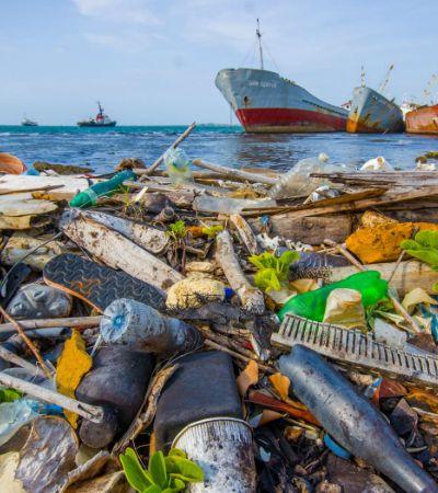 Casal transforma plástico encontrado no oceano em próteses para crianças em situação vulnerável