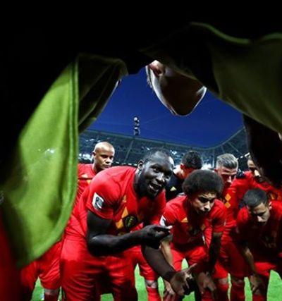 Clássico europeu? 50% dos jogadores de Bélgica x França são de origem africana