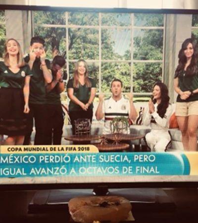 Gesto de 'olhos puxados' rende acusações de racismo e suspensão de apresentadores no México