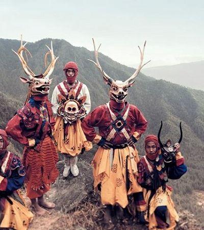 As novas fotos de Jimmy Nelson, famoso por eternizar tribos remotas prestes a desaparecer