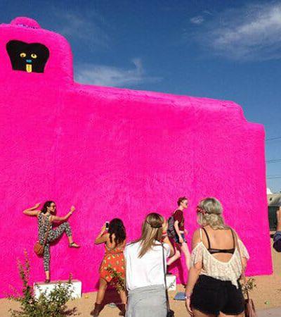 "Arte, música e gastronomia no festival ""Life is Beautiful"" Las Vegas"