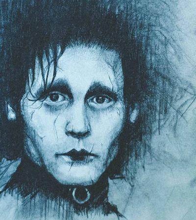 Ilustrador recheia caderno com impressionantes desenhos de personagens famosos