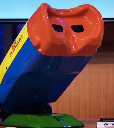 Conheça o robô capaz de evitar até 750 mil casos de cegueira no Brasil